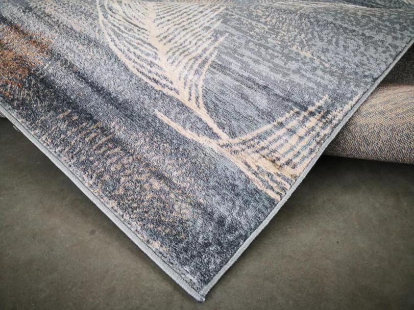 Kusový koberec Polystar 0002 Light Blue č.3