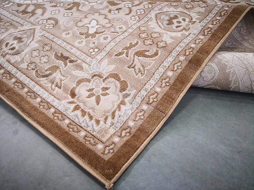 Kusový koberec Polystar 0003 Dark Beige č.2