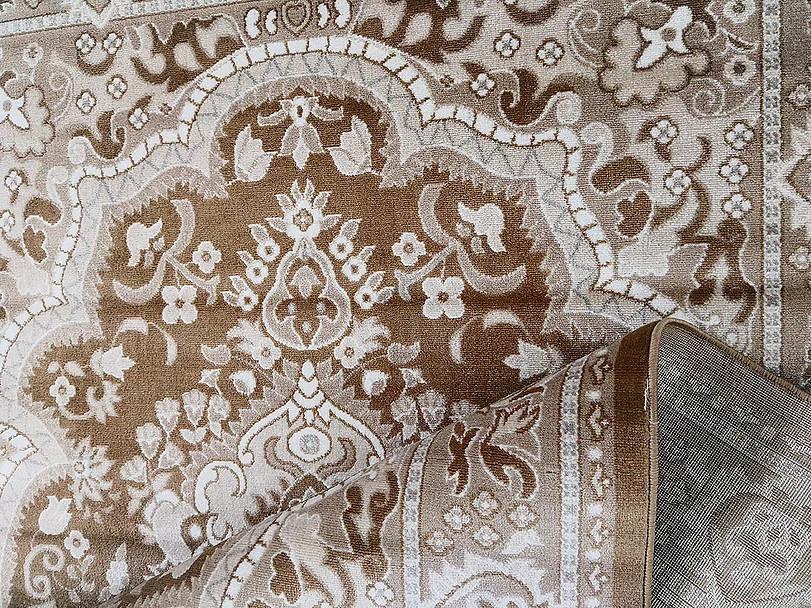 Kusový koberec Polystar 0003 Dark Beige č.3