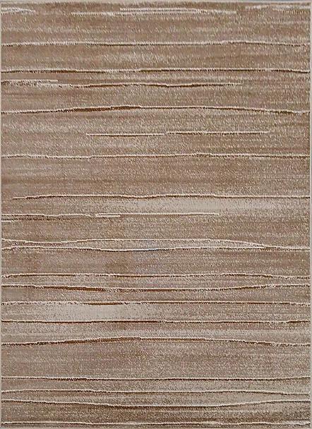 Kusový koberec Polystar 0004 Dark Beige č.1