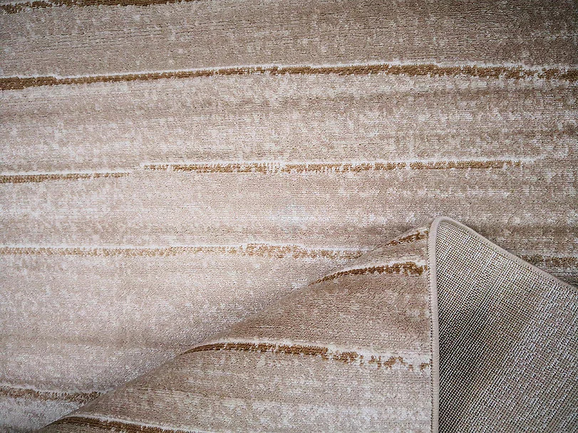Kusový koberec Polystar 0004 Dark Beige č.2