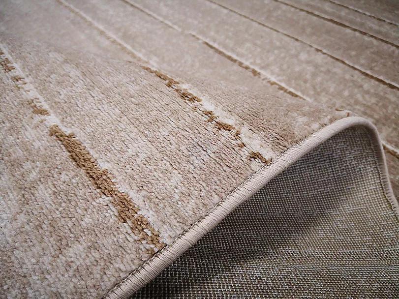 Kusový koberec Polystar 0004 Dark Beige č.3