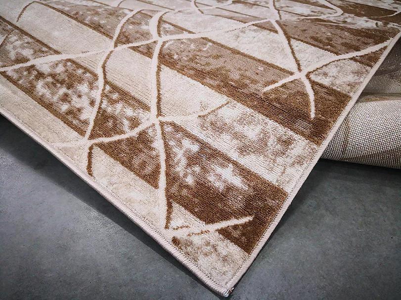 Kusový koberec Polystar 0006 Dark Beige č.4