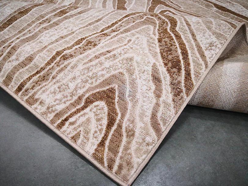 Kusový koberec Polystar 0007 Dark Beige č.2