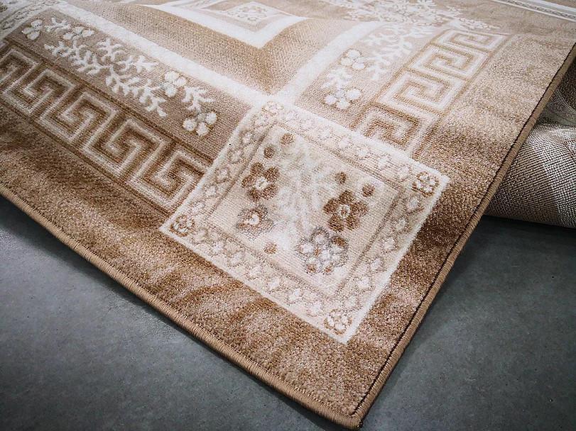 Kusový koberec Polystar 0008 Dark Beige č.4
