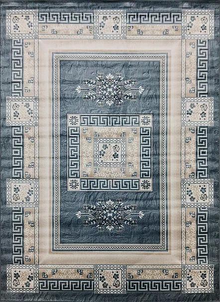 Kusový koberec Polystar 0008 Dark Blue č.1
