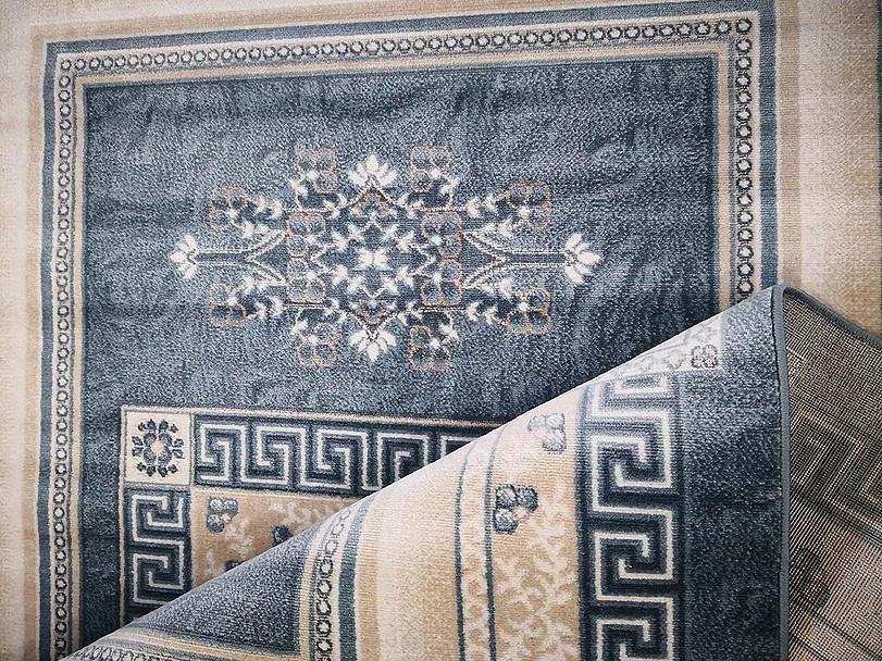 Kusový koberec Polystar 0008 Dark Blue č.2