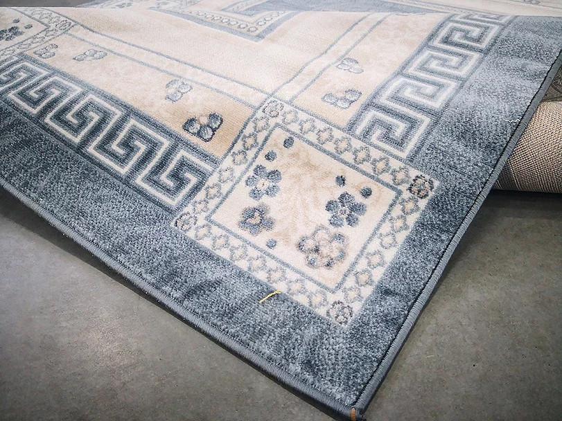 Kusový koberec Polystar 0008 Dark Blue č.3