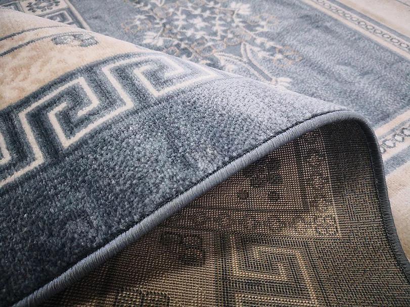Kusový koberec Polystar 0008 Dark Blue č.4