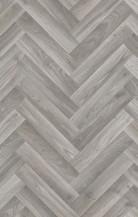PVC podlaha MAX 607 M (Vesna), šíře 400 cm, šedá