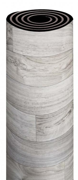 PVC podlaha MAX 960 L (Vesna), šíře 400 cm, šedohnědá č.1