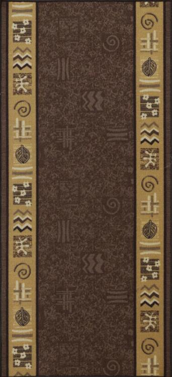 Běhoun Zel 1003 Brown č.1
