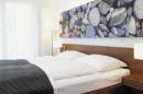 Hotelové přehozy, závěsy, záclony